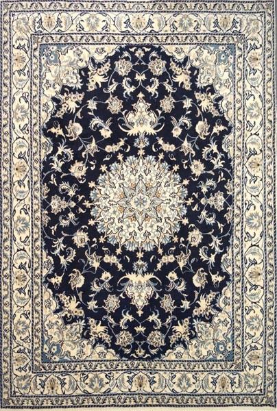 Nain Fine lana e seta Mis:237x170cm. prezzo scontato! | Tappeti ...