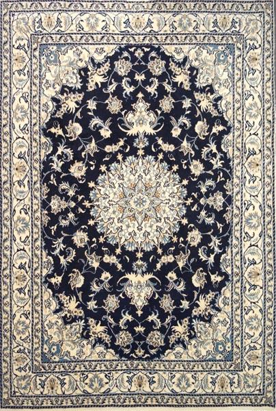 Nain Fine lana e seta Mis:237x170cm. prezzo scontato!   Tappeti ...